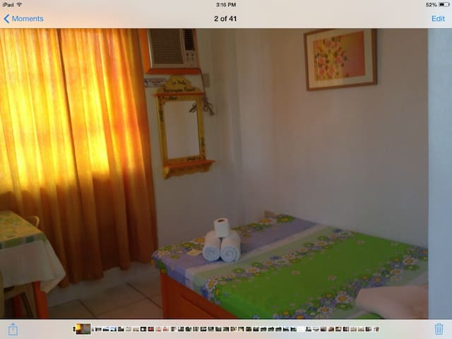 La Vista Pagsanjan Falls Tour> Room overlooking - Pagsanjan - Appartement