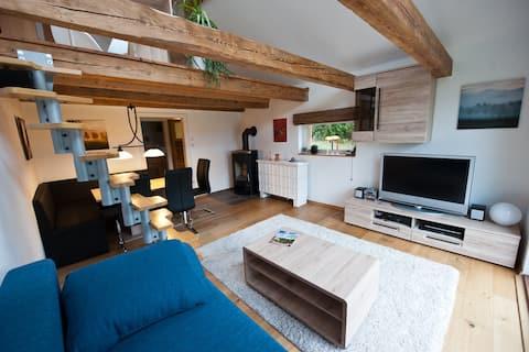 Auszeit / Stadl-Apartment am Land