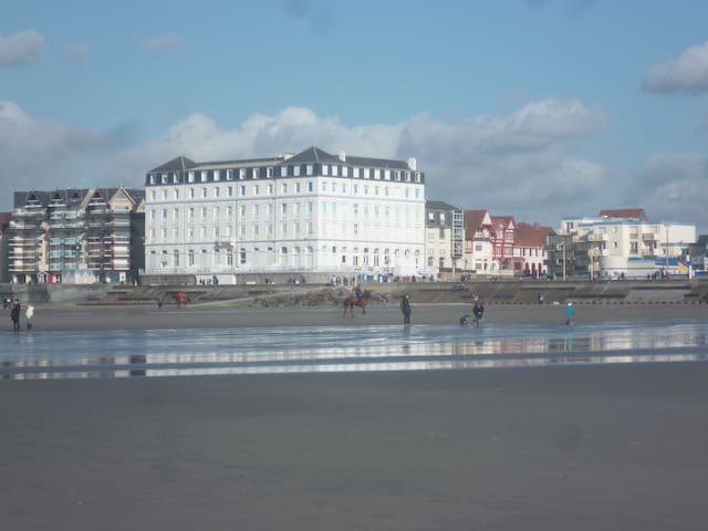 apartment on the seafront - Wimereux - Lägenhet