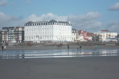 apartment on the seafront - Wimereux - Wohnung