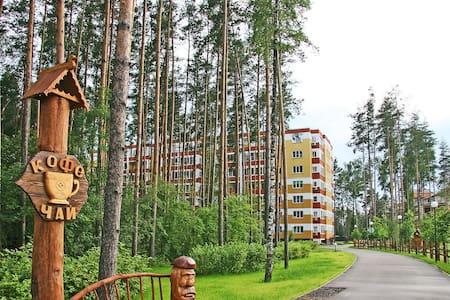 Городской комфорт в сосновом лесу - Ногинский район - Lägenhet