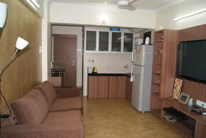 Cozy home in a quiet neighbourhood. - Mumbai - Byt