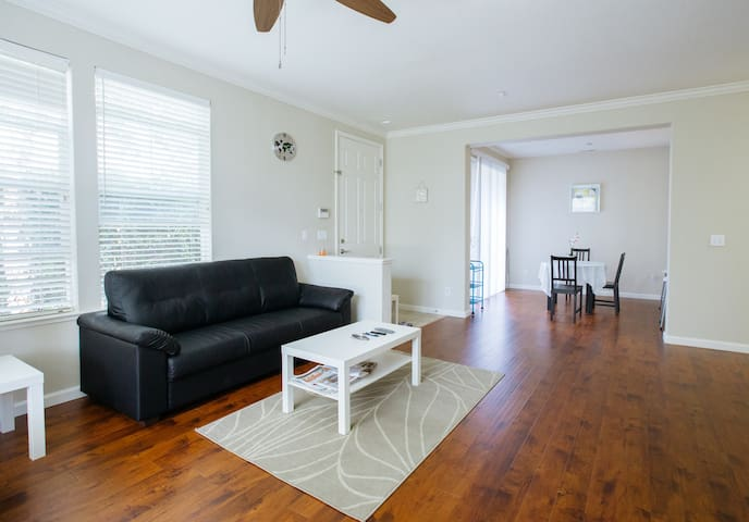 Suite room with 2 queen size bed - Oakland - Townhouse