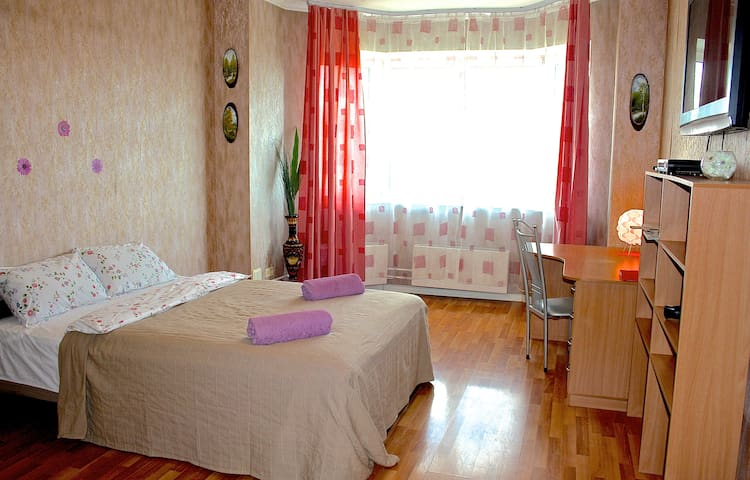 A cosy inexpensive apartment - Moscou - Pis