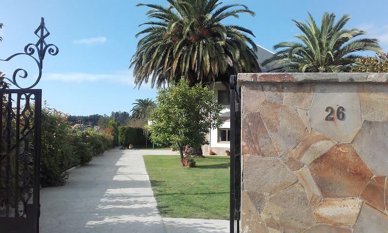 Casa amplia con jardin - Sada