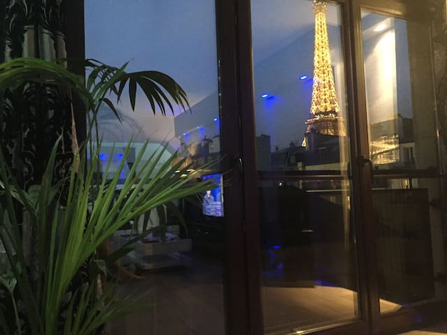 EIFFEL TOWER APT, BREATHTAKING VIEW - Paris