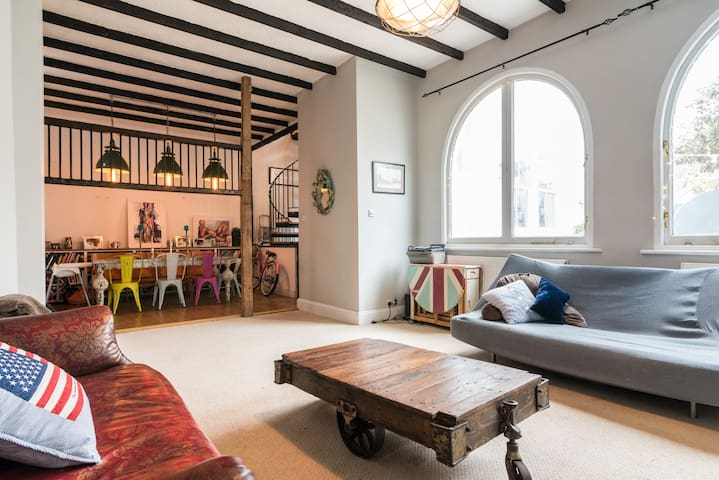 Modern Coach House in Kemp Town - Brighton - Dom