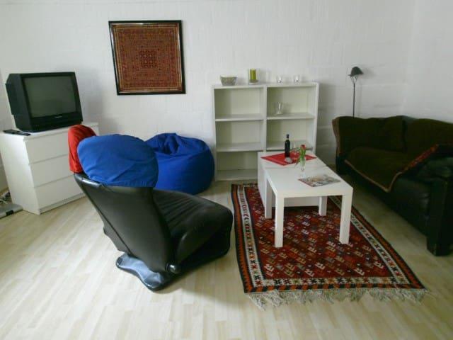 Wohnung im Souterrain - Göttingen - Rumah