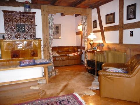 Cozy and comfortable farmhouse /Alsace