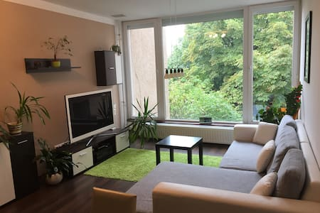Modern flat in the Buda hills - Apartment