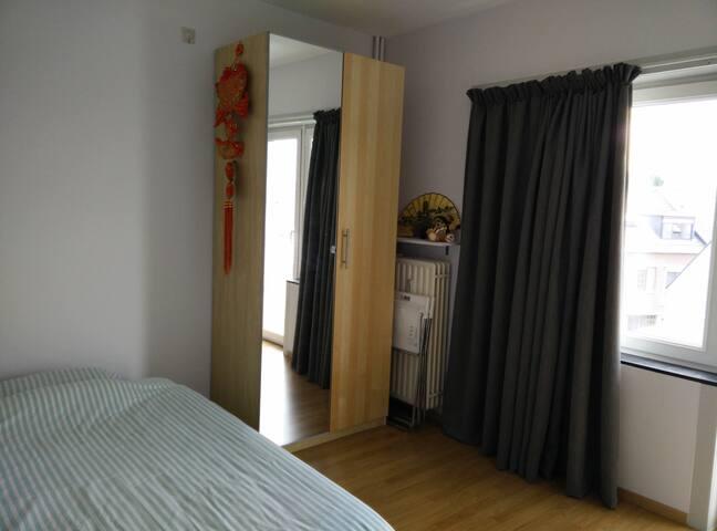 Lovely China room near center - Leuven - Lägenhet