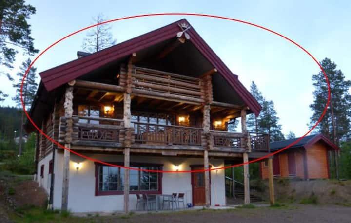 Dalpilen - middle+loft in Idre!