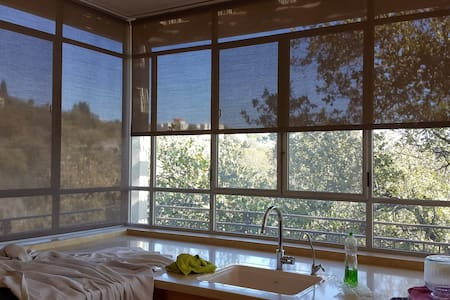 new village house in the  hills - Kiryat Tiv'on
