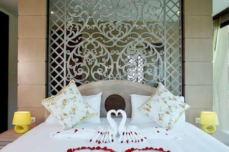 Guestroom LUXURY POOL VILLA A4/B1 - Villa