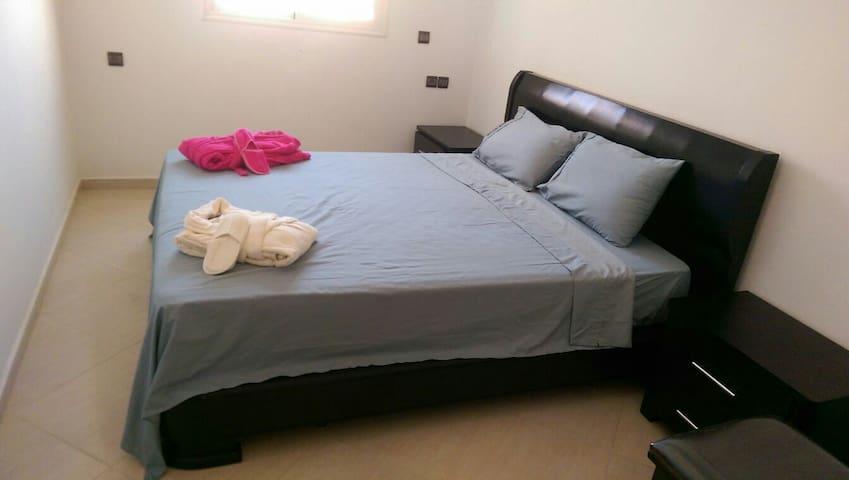 Appartement chic bien équipé - Nouasseur - Apartment