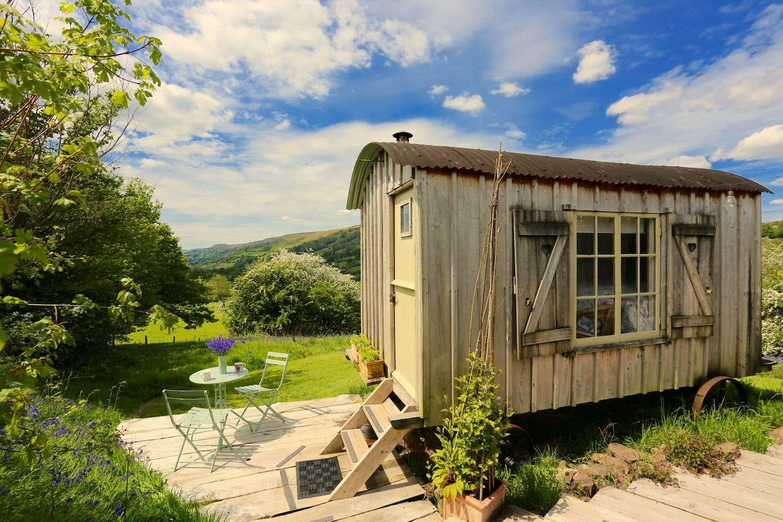 Romantic Shepherds Huts