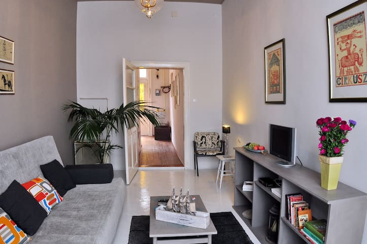 Cosy small flat in the city center