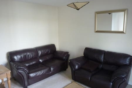 1 Bed Flat Cardiff Bay Water views - 加的夫 - 公寓