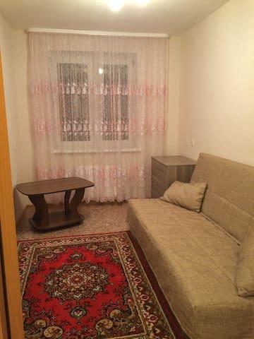 Двух комнатная квартира - Уфа - Apartment