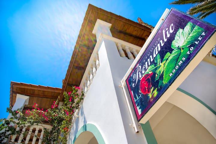 Studios Romantic Ag. Sostis Beach - Zakinthos - Daire