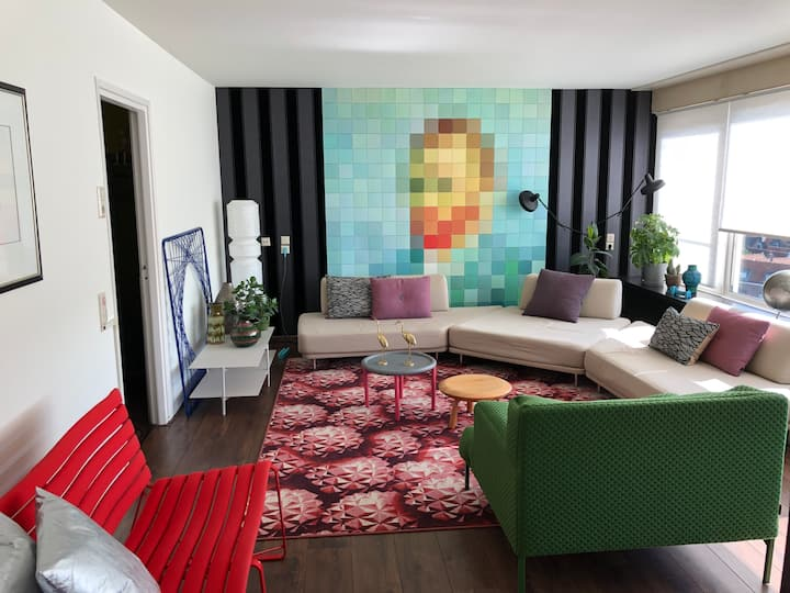 Design apartment in Rotterdam