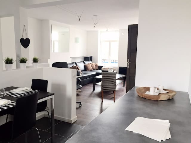 2 bedrooms apartment Lille Center - Lille - Pis