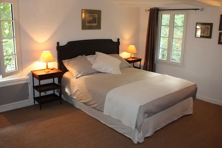 Blanche d'Ô - Chambre 1800 - Onesse-Laharie - Inap sarapan