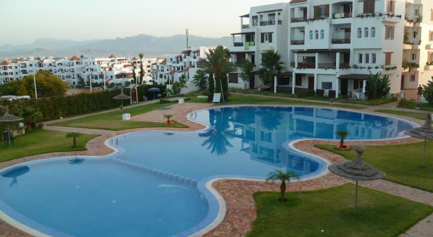 Bel Appartement de Plage Cabo Negro
