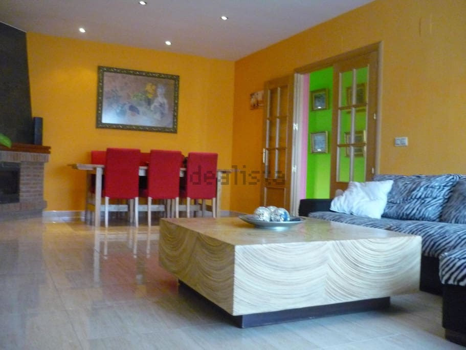 Amazing suite with private bathroom bed breakfasts for - Illescas garden ...