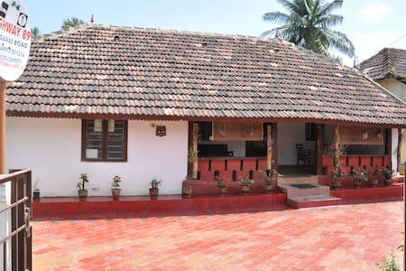 Highway89 Guest House Coorg - Haus