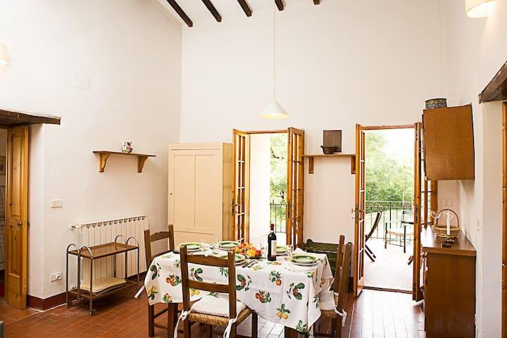 La casa della volpe - Pieve Santo Stefano - Dům
