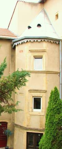 Charmant et lumineux 72m2 proche centre ville METZ - Longeville-lès-Metz - Huoneisto