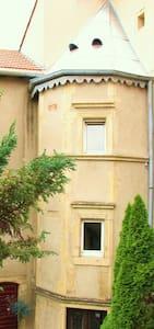 Une pause au Manoir, proche Metz, Parking privé