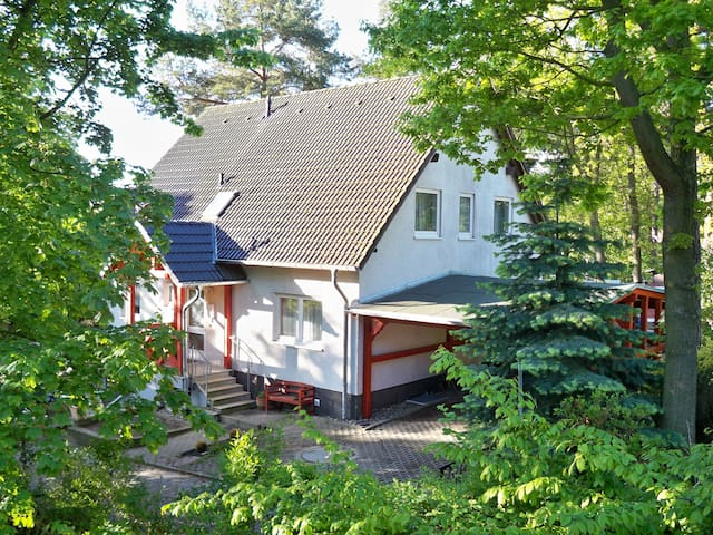 Ferienwohnung Waldblick - Seebad Bansin - Byt