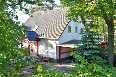 Ferienwohnung Waldblick - Seebad Bansin