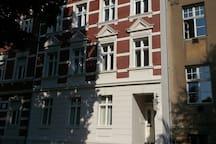 Pension am Mönchskirchhof Stendal