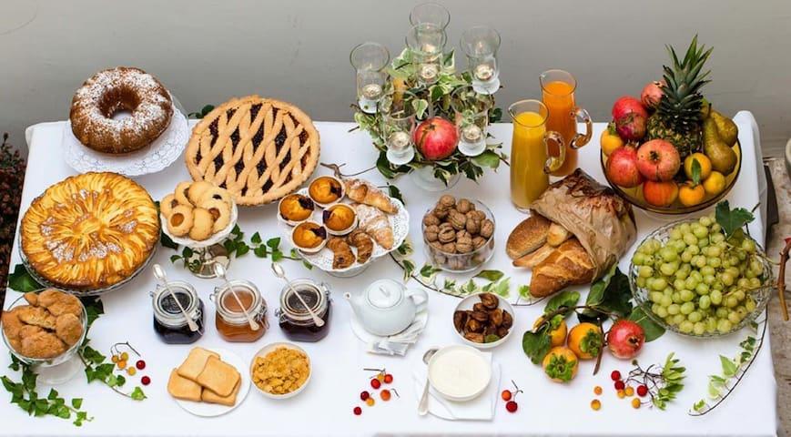 """""""Il Moro"""" di Villa Scuderi - Recanati - ที่พักพร้อมอาหารเช้า"""