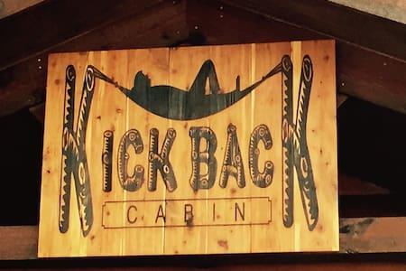 Kick Back Cabin - Vian - Ház