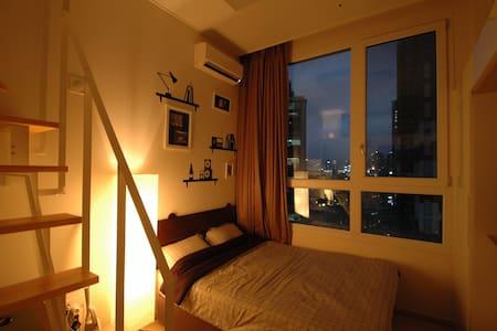 [9] Center of Myeongdong&Hongdae - Lägenhet