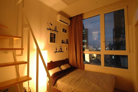 中文咨询 [3] Center of Myeongdong&Hongdae - Seoul - Apartment