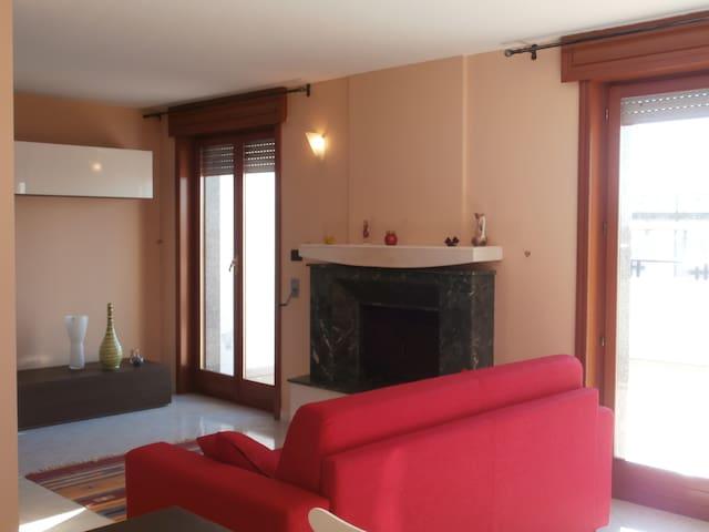casa terrazze panoramiche - Neviano - Apartament