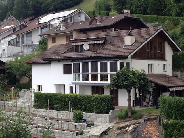 "Holiday apartment ""Monte Castello"" - Wolhusen - Byt"