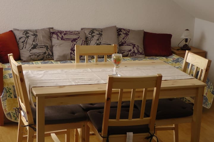 Apartmen,1 bedroom, near the Plitvice, Apt-Wifi,AC