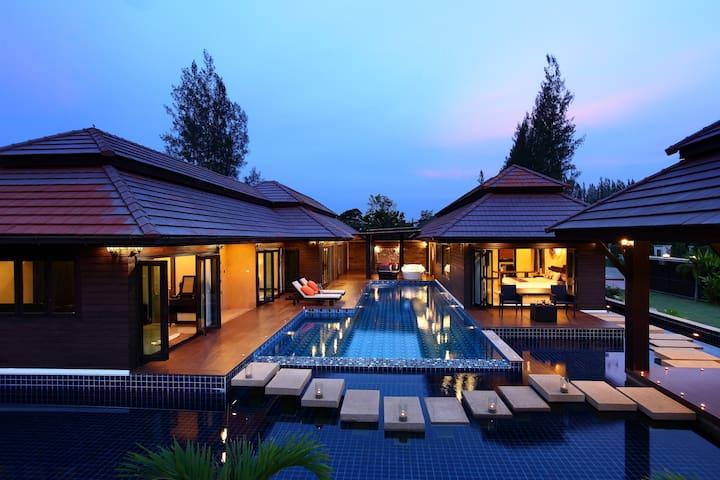 Zen Oasis Chiang Mai Villa - สารภี - Bed & Breakfast