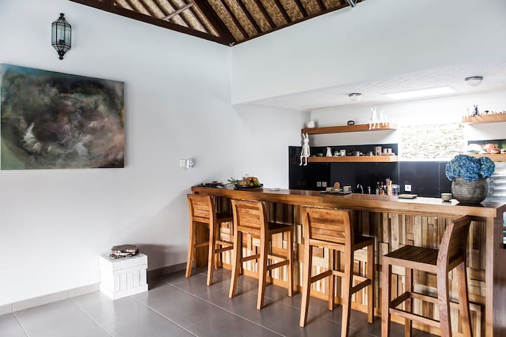Beautiful house brand new in Ubud. - Ubud  - Talo