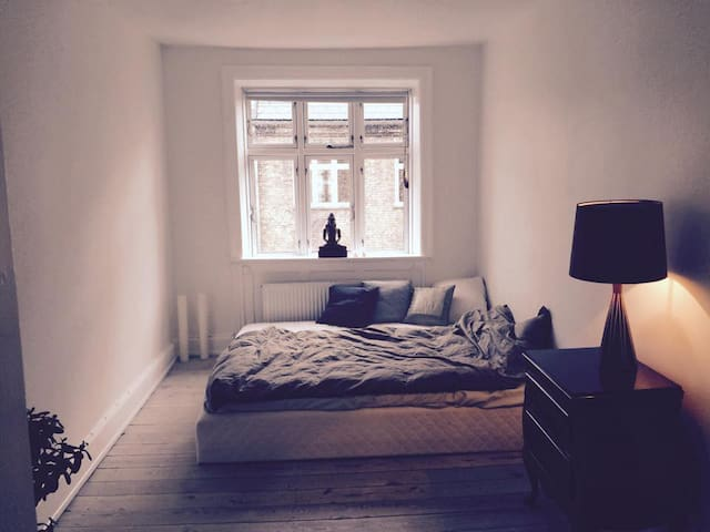 Room/Living space in Nørrebro apartment!