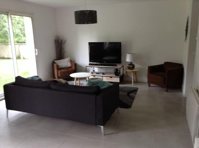 Maison 180 m2 avec  jardin - Goupillières - Rumah