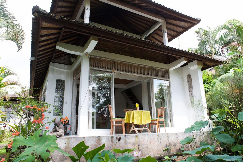 Modern Balinese design