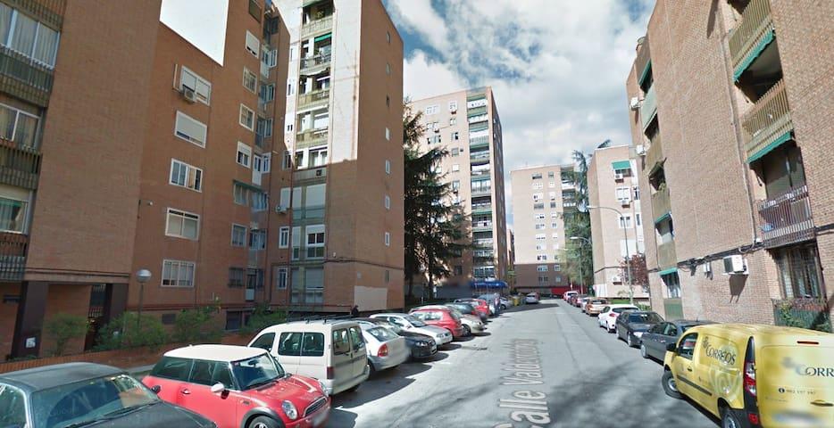 Habitación acogedora en Madrid - มาดริด - บ้าน