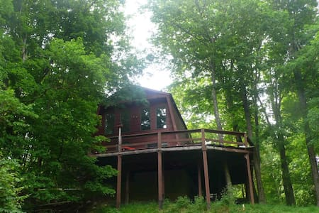 The Treehouse Lovenest - Carmel - Baumhaus